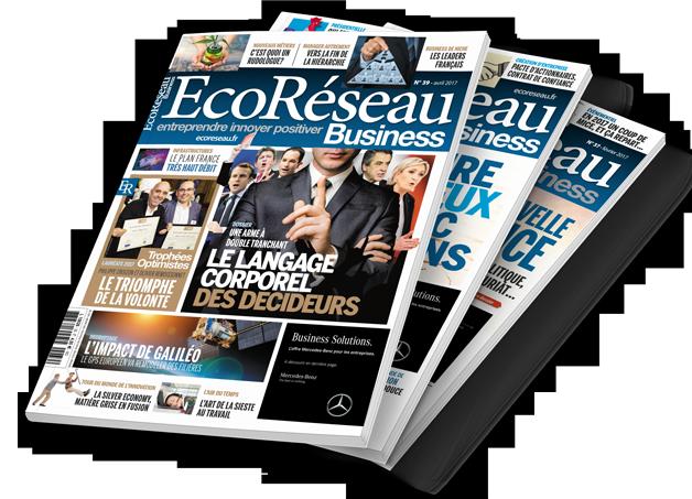 Couverture numéro EcoRéseau en cours