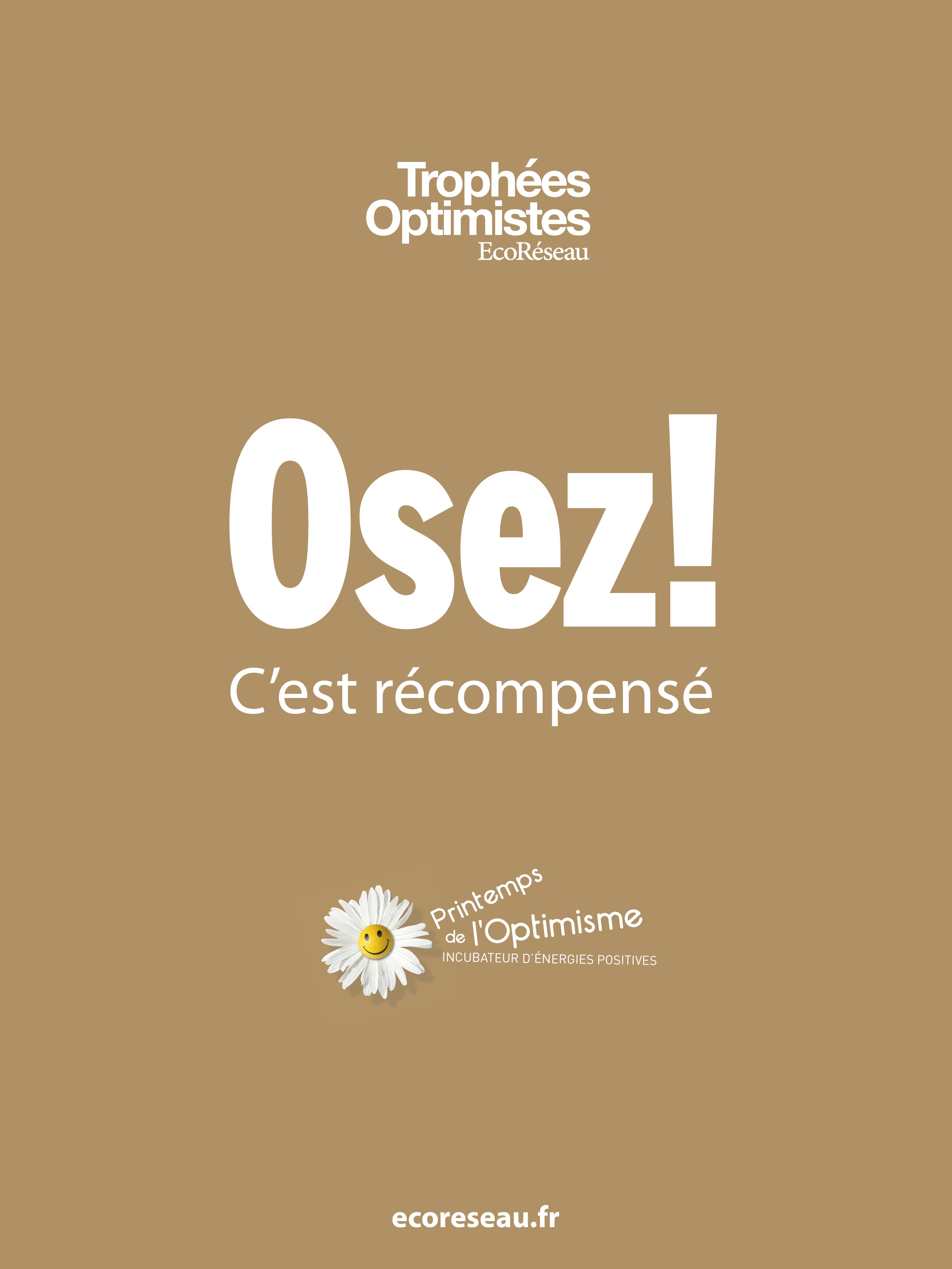Trophées Optimistes EcoRéseau