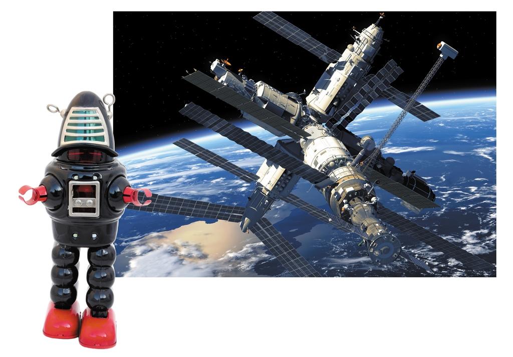 Depuis 2012, les fusées d'Elon Musk ravitaillent la Station spatiale internationale