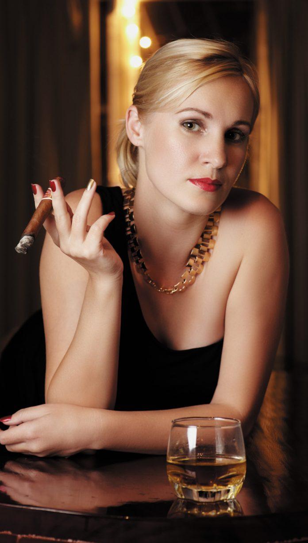Le cigare change doucement de configuration...