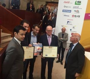 Trophées Optimistes d'EcoRéseau : Découvrez les lauréats 2016