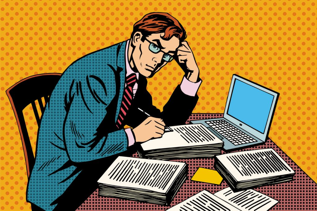 Le prochain bestseller ? Le burnout de Thierry et le bien-être au boulot…