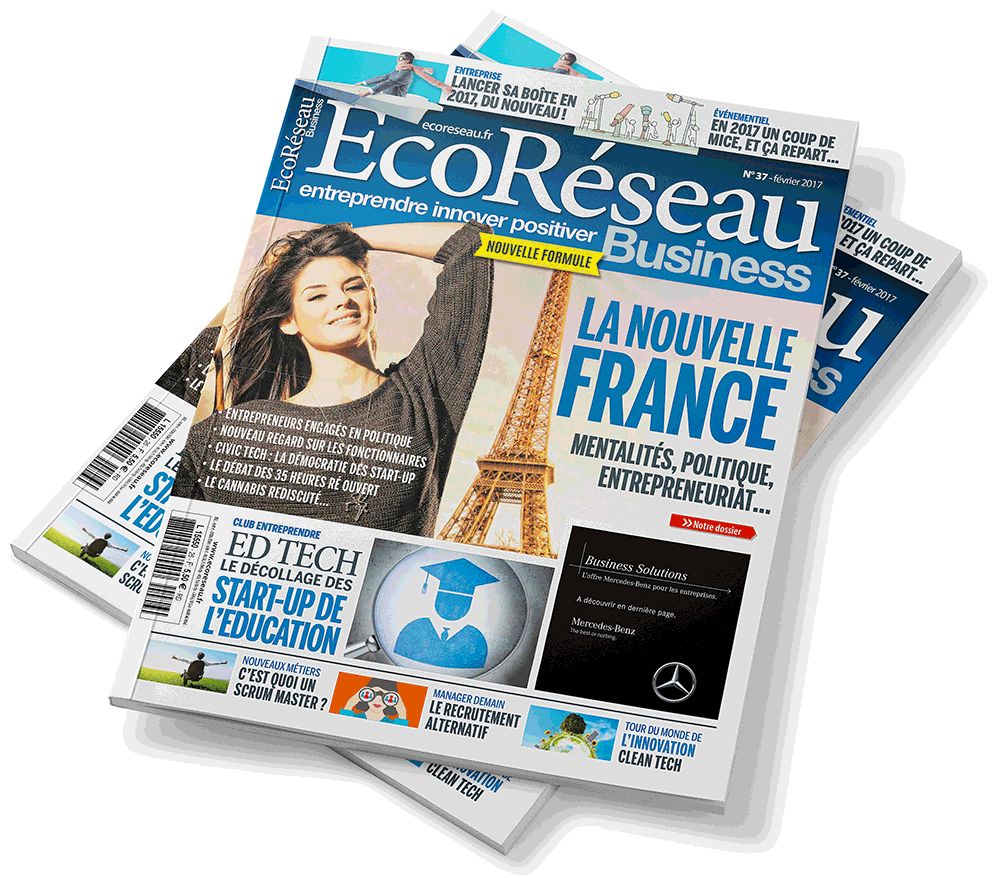 EcoRéseau Business en kiosque