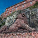 Désormais, le Lion de Belfort a un territoire beaucoup plus vaste à surveiller…