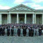 La 24ème promotion de l'Ecole de guerre compte cette année 212 officiers-stagiaires de 65 pays