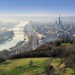 Rouen depuis bonsecours
