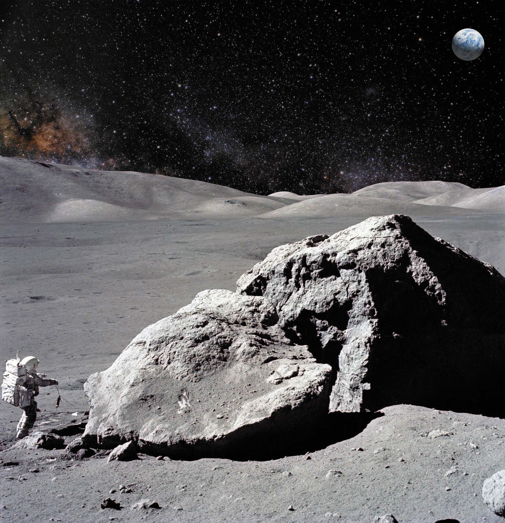 """""""Jean-Marc, j'ai oublié mon foret pour percer. Tu peux aller faire un tour dans la réserve spatiale."""""""