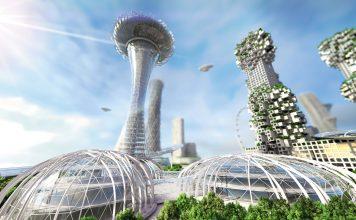 Toujours plus de verre et de vert dans les constructions des territoires…
