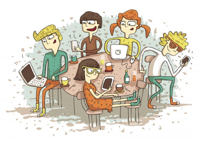 Aujourd'hui des étudiants geeks, demain de nouveaux jeunes talents recherchés…