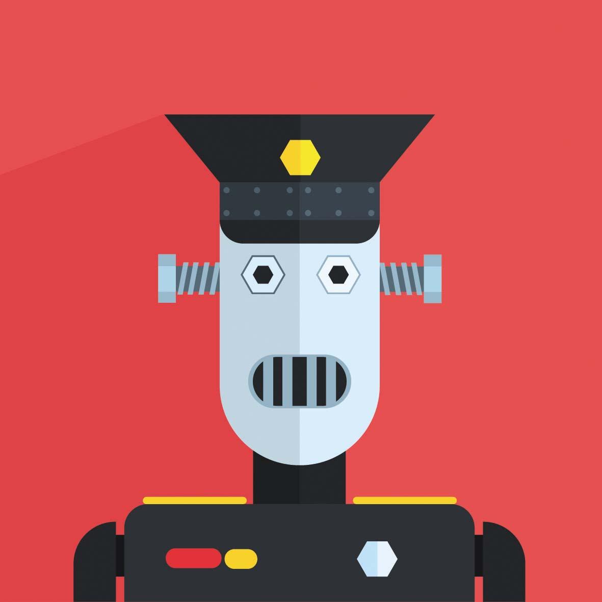 EcoRéseau Business | Le premier robot policier à Dubaï