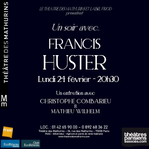 Un soir avec... Francis Huster