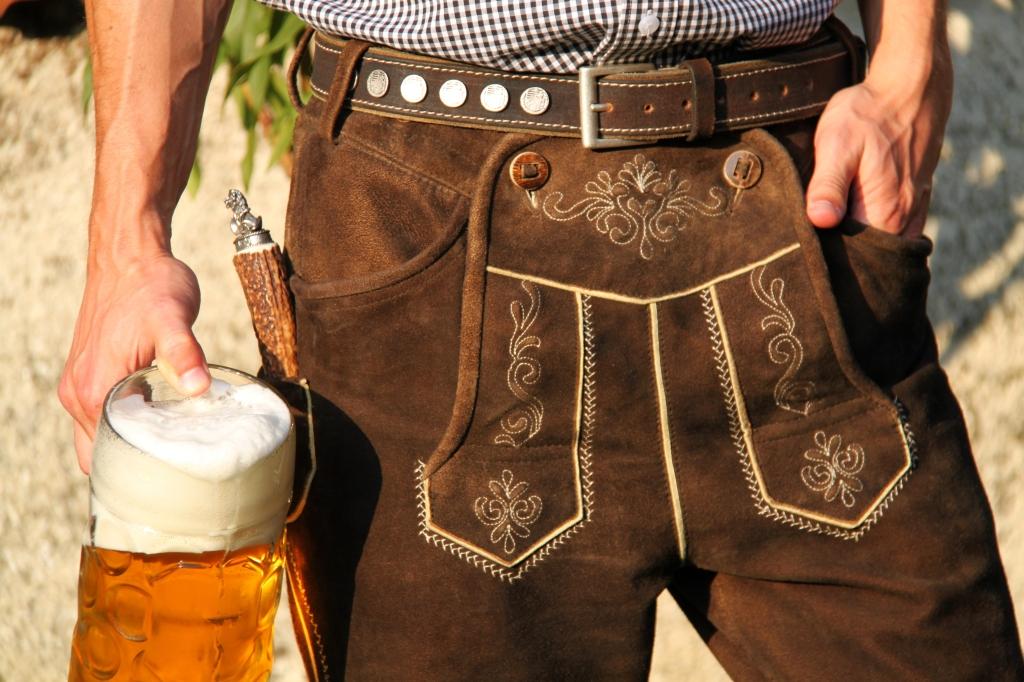 Oui, une culture de la bière sans Lederhose est possible....