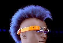 Pourtant ses Smart Glasses auraient dû l'aider à trouver un bon coiffeur...