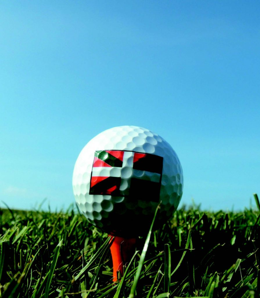 Au moins le club des Basques de Paris ne perd jamais ses balles de golf...
