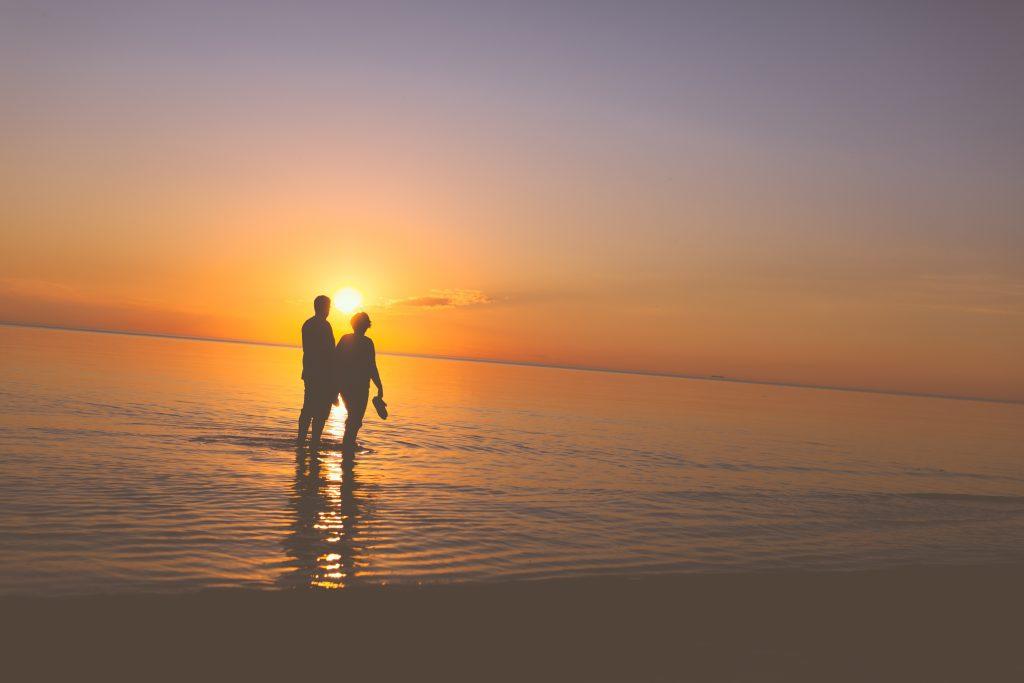 """""""Cumuler retraite et voyage, c'est le pied... Si seulement nous avions anticiper la marée montante..."""""""