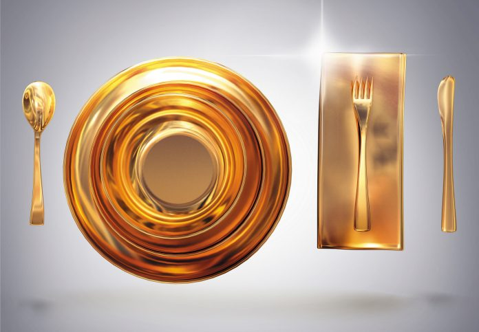 « Cela multiplié par 100… La cuisine est brillante… »