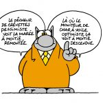 Le Chat by Philippe Geluck