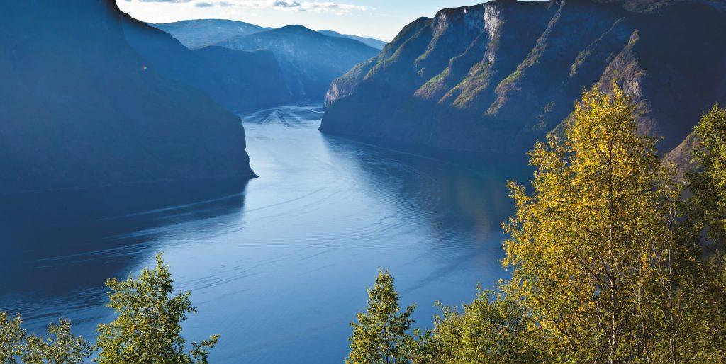 Le Fjord n'est pas qu'un yaourt, c'est aussi l'entrée du pays du Père Noël. On ne connaît pas assez la Scandinavie...