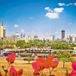 A Nairobi, des fleurs, du soleil et de la tech...