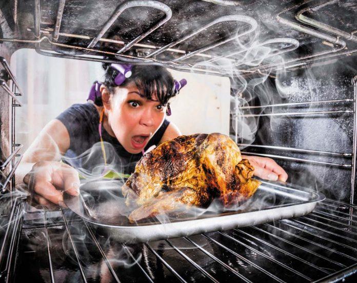 L'échec en cuisine… Nombreux sont ceux qui l'ont déjà vécu !