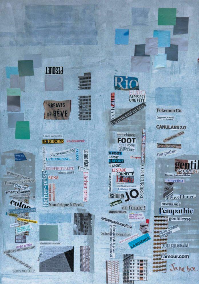 Tableau ''tendances en langage'' SOCIETE 2016, Jane Bee