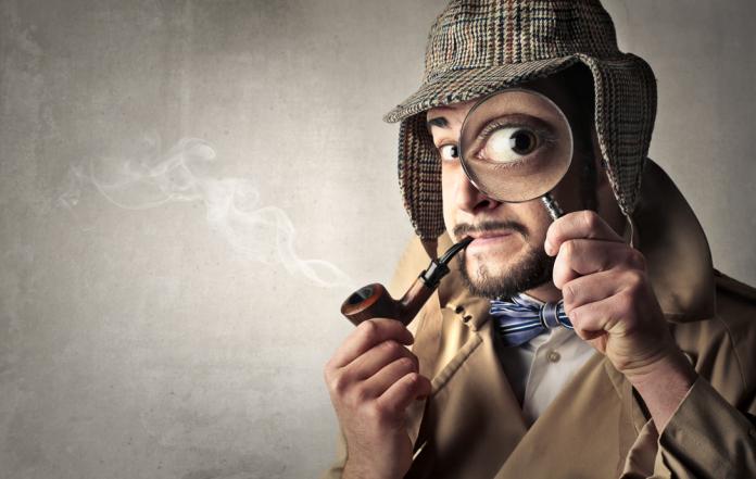 Tricheurs et mystificateurs auront à craindre un nouveau type de Sherlock Holmes…
