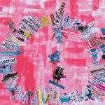 Tableau ''Tendances en langage'' Communication 2016, Jane Bee