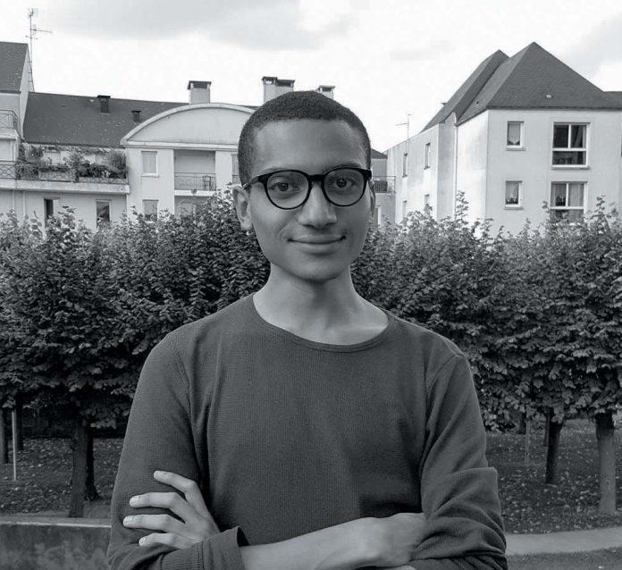 Guillaume Ouattara, en 4ème année, génie informatique à l'UTC