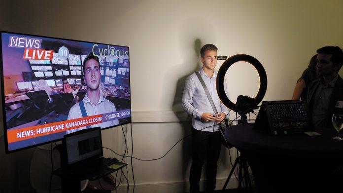 Novatrice, la start-up Cyclopus permet de capturer des scènes 3D a partir d'une caméra à une seule optique.