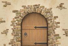 La porte du paradis ?