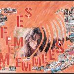 """Tableau """"tendances en langage"""" FEMMES 2017, Jane Bee"""