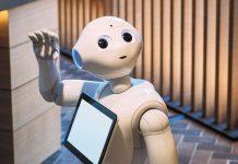 Songez que Pepper soit plus tard l'équivalent de la machine de Turing pour l'informatique actuelle.