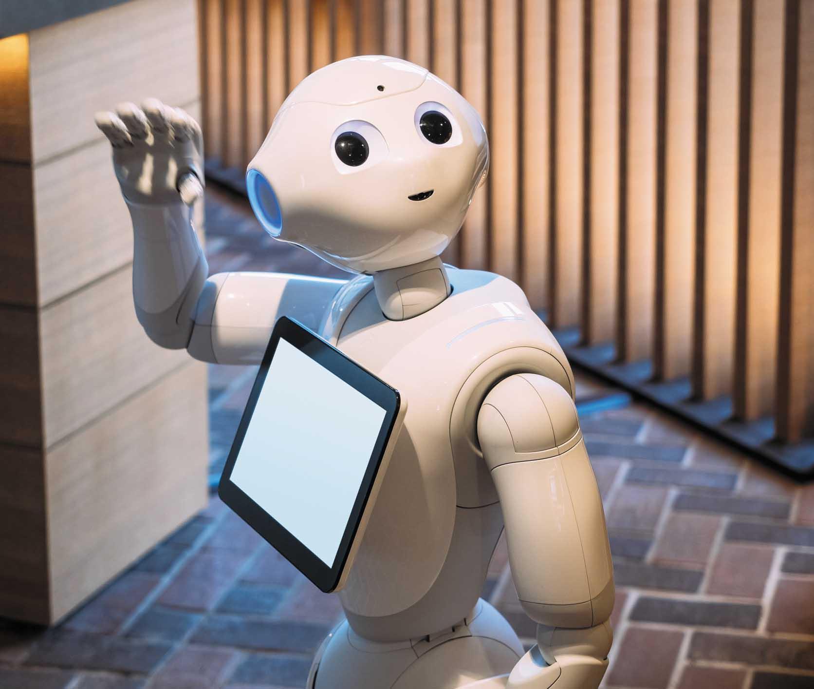 Avec leurs formes humanoïdes, leurs visages sympathiques et leurs noms qui fleurent bon la science-fiction, Nao, Pepper, Cutii, Leenby, Buddy, TiKi ou encore Maava sont les témoins du dynamisme de la scène française en matière de robotique.