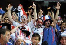 Depuis, on ne sert plus d'alcool dans les stades de football français...