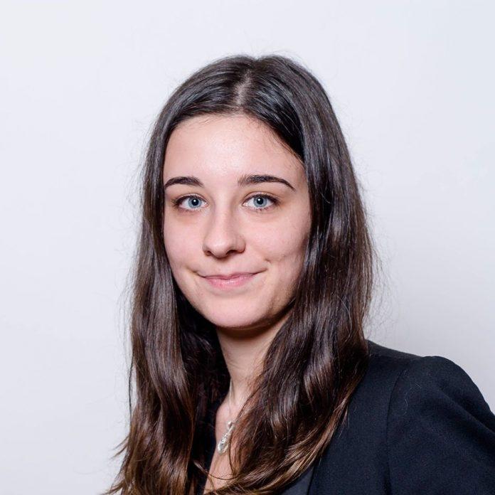 Élise Trégou, étudiante Audencia Business School