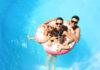Soniga défend une démarche plus en accord avec l'environnement. Et un gain de temps considérable pour faire installer une piscine.